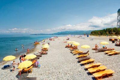 Какое море в Грузии и где же находятся лучшие курорты