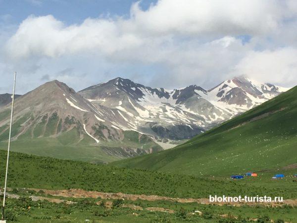 Военно-Грузинская дорога в Грузии
