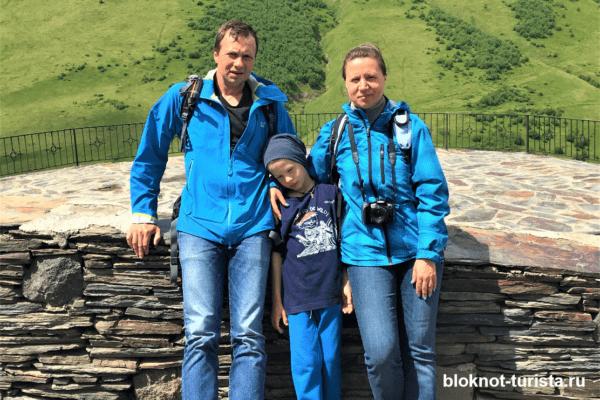как одеваться для восхождения на Казбеги