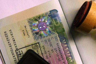 Маршрутный лист для визы: образец оформления плана поездки для шенгенской визы