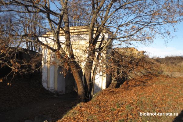 Арка для прохода к Анненским укреплениям в Выборге