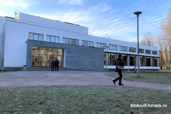 Городская библиотека Алвара Аалто в Выборге