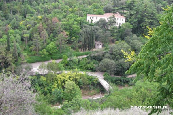 Тбилисский Ботанический сад - прогулка с детьми
