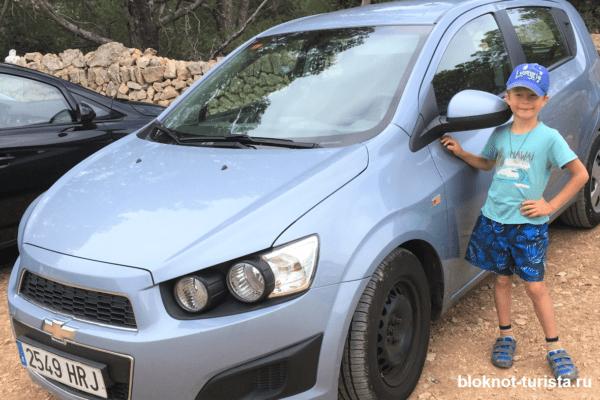 Наш опыт аренды автомобиля на острове Майорка