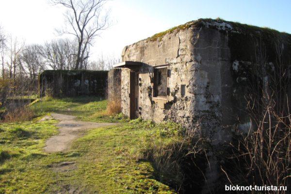 Исследуем форт Шанц в Кронштадте