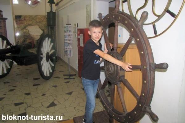 Северной морской музей Архангельска