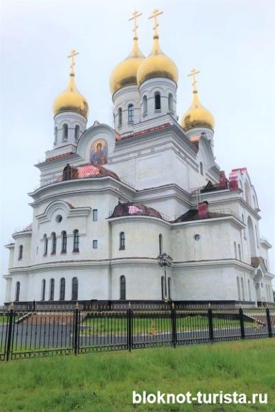 Собор Архистратига Божия Михаила в Архангельске