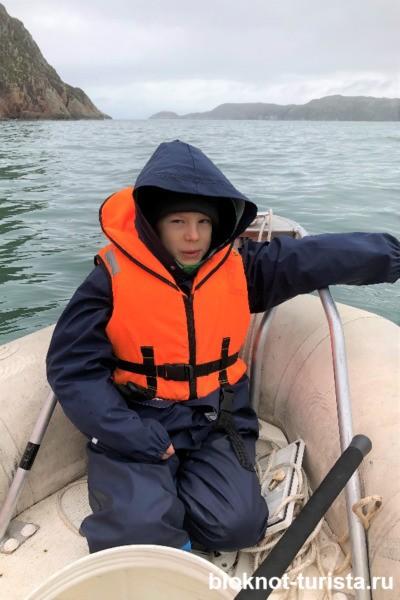 Снаряжение для рыбалки в поселке Териберка
